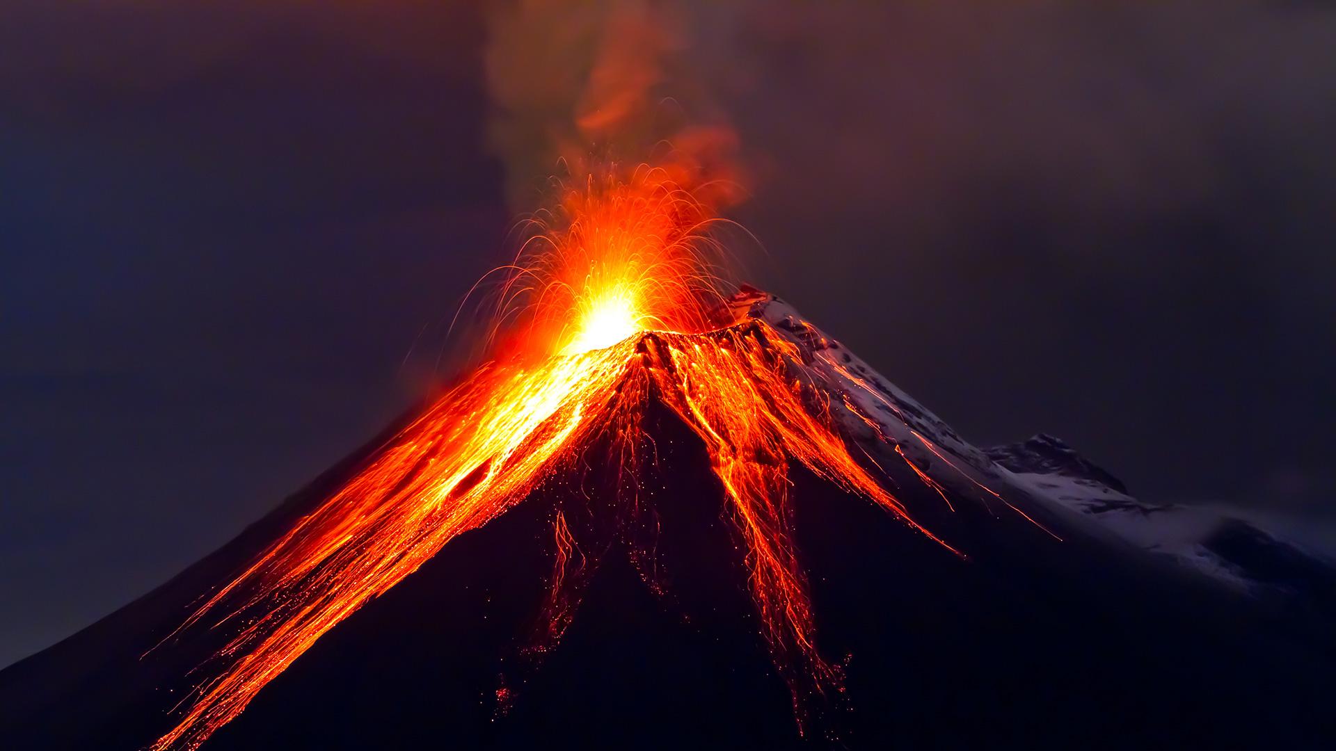 Volcanoes Lessons Tes Teach