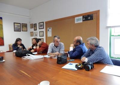 Madalena do Pico - Meeting 21-26.11.2015