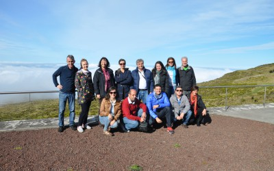 The transnational meeting in Madalena do Pico.
