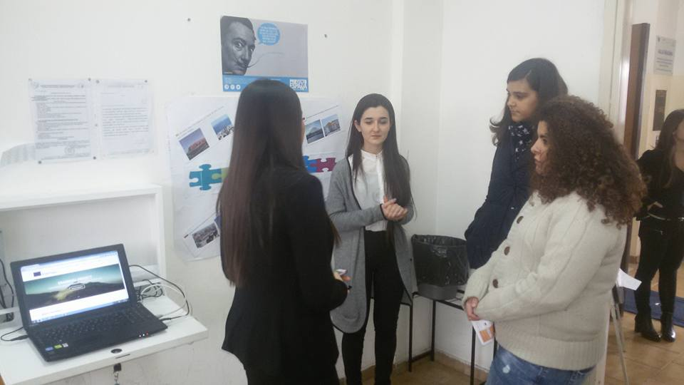 """Open House Day  at Liceo Scientifico """"Galileo Galilei"""""""