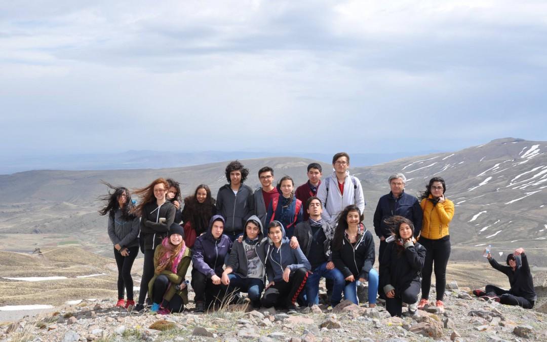 The Cappadocia trip  of Turkish school – 22-25 April 2016
