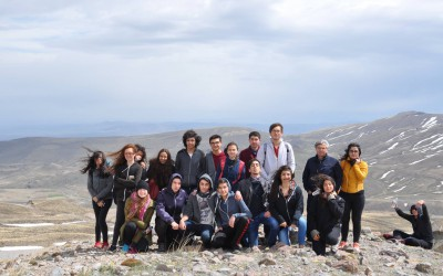 The Cappadocia trip  of Turkish school – 22-25 April 2016