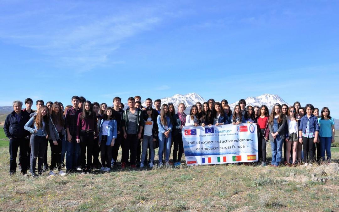 Cappadocia Trip (22-25 April 2016)