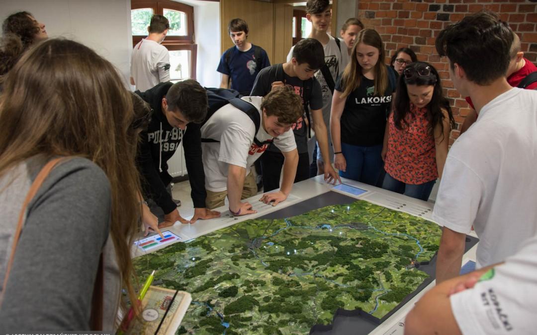 EDUCATIONAL TRIP – LAND extinct volcanoes – 6VI2016r