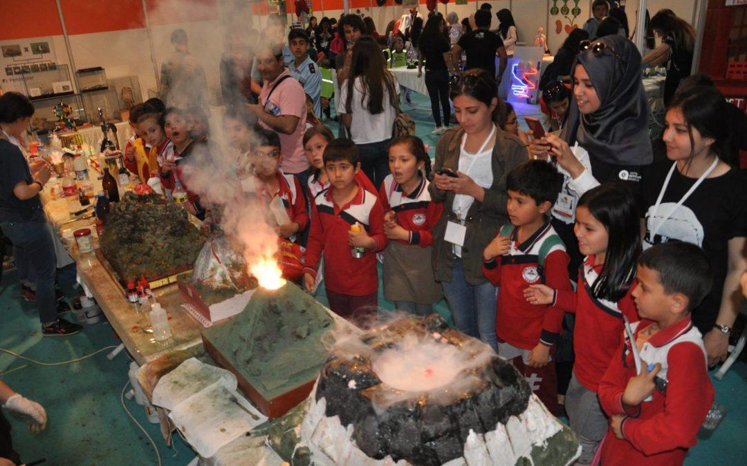 Science festival of  Antalya Municipality